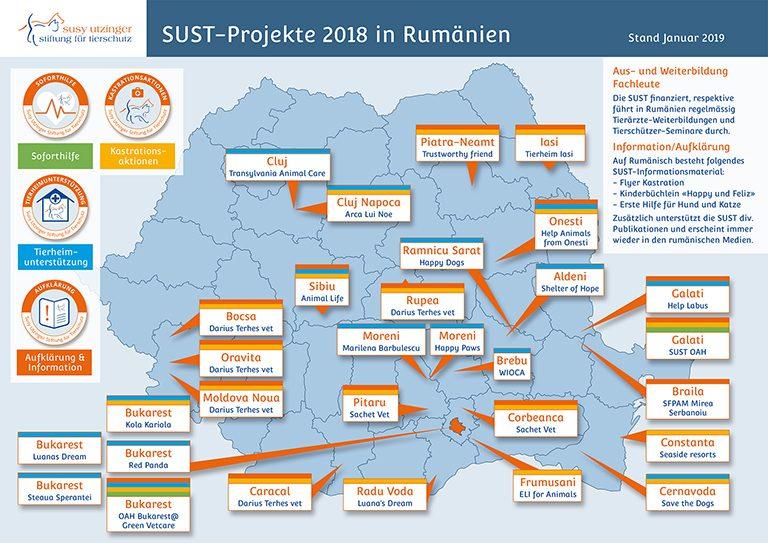 SUST_Karte Rumänien_2019
